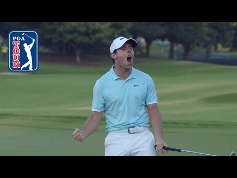 Rory McIlroy's top-30 all-time shots on the PGA TOUR