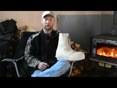 COLD WEATHER BOOT REVIEW