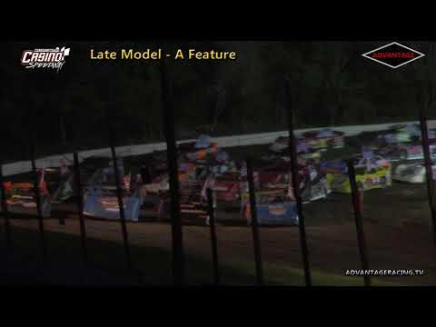 Wissota Challenge Series Features - Casino Speedway - 6/3/18