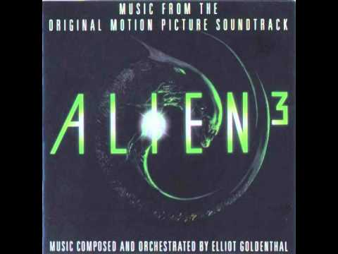 Alien 3 Soundtrack 10 - Visit To The Wreckage
