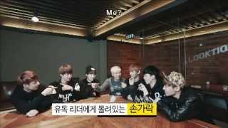 BTS - Interview (Skool Luv Affair Keyword Talk) 1/2