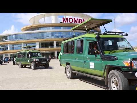Akothee Safaris Guest Pick up Experience