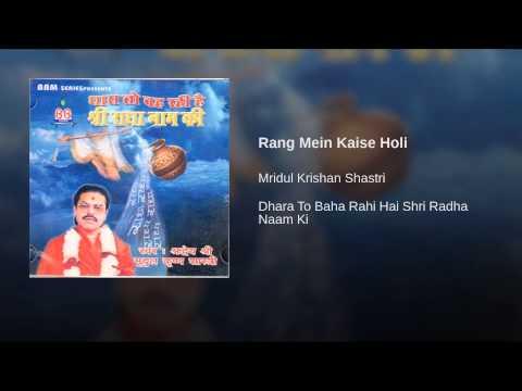 Rang Mein Kaise Holi