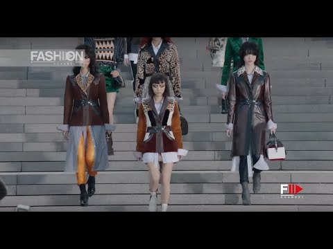 LOUIS VUITTON Cruise Collection 2018 Kyoto MIHO Museum - Fashion Channel