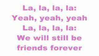 ♥Vitamin C Graduation Friends Forever with lyrics♥