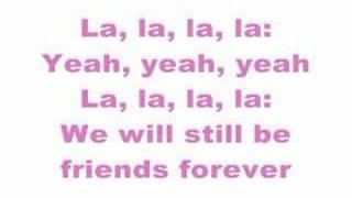 ♥Vitamin C Graduation Friends Forever with lyrics♥