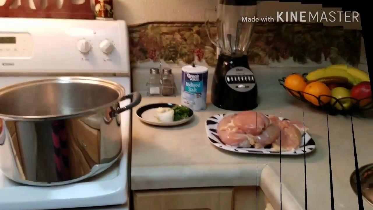 Como cocinar una pechuga de pollo para prepararla en diferentes platillos youtube - Como cocinar pechuga de pollo ...
