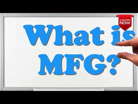 Download What is the full form of MFG?