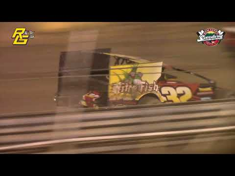 New Egypt Speedway All Star Cup Modified Highlights 10-21-17