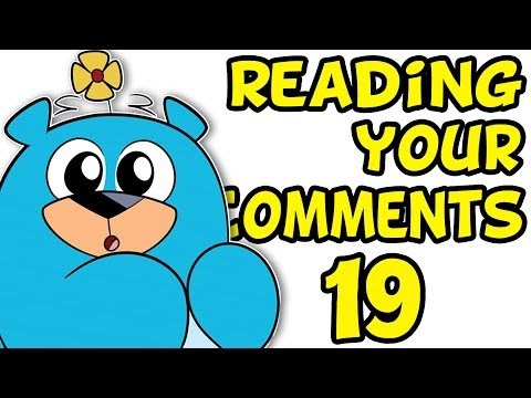 MARKIPLIER = 5.0.5.?!   Reading Your Comments #19