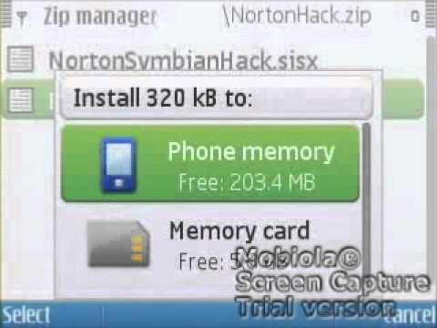 Hack Nokia E5.wmv