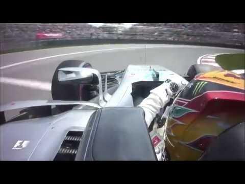 2017 Canadian Grand Prix: Lewis Hamilton Onboard Pole Lap