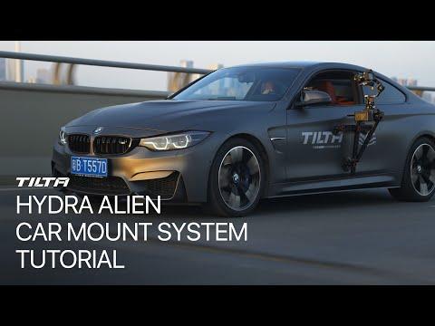 Tilta Hydra Alien Car Mount System Video Tutorial
