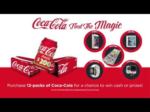 Coca-Cola Guam Find The Magic