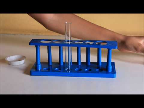 Experiment 9- HNO3 & Magnesium Reaction