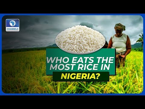 Who Eats Rice The Most In Nigeria?