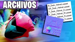 Who's the Mystery Helmet from? FILES & SECRETS ? Fortnite Season 9 Theories