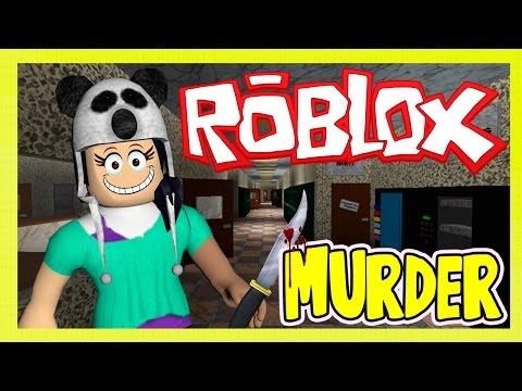 Roblox Murder – VIREI UMA ASSASSINA (Murder Mystery 2)
