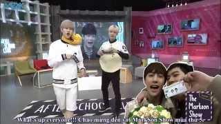 [CharisMark] [Vietsub] 150707 After School Club Ep167 Markson show
