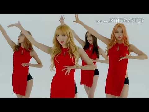 Stellar (스텔라) - Vibrato (떨려요) | Areia Kpop Fusion #32 SEXY KPOP REMIX with s music