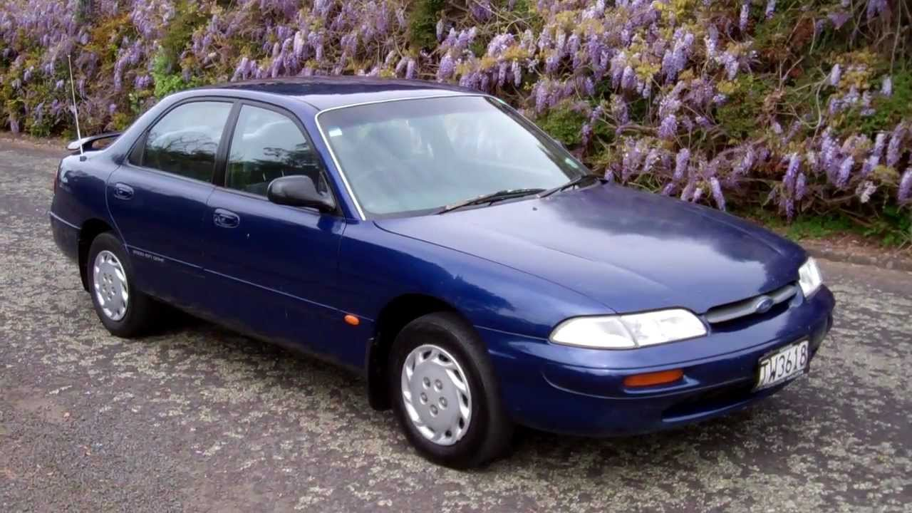 1995 Ford Telstar Contour  1 Reserve     Cash4cars