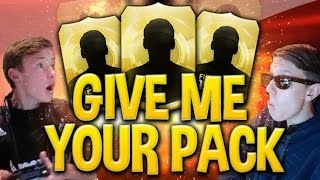 FIFA 15 l OMFG NOOO!! GIVE ME YOUR PACK vs Quadecax8