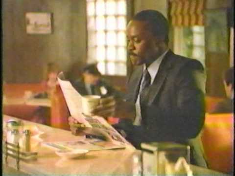 Detroit Free Press Commercial 1984
