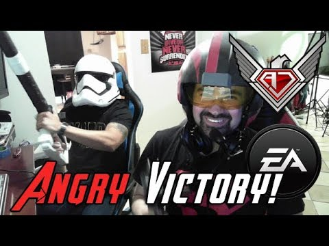 Angry Victory! - EA Removes Loot Boxes [Temporarily] from Star Wars Battelfront II! thumbnail