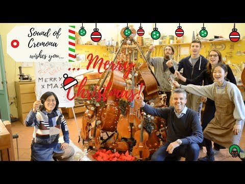 Merry Christmas from Edgar Russ and Team 🎄🎻🎅🏻