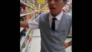 Grocery Boy Lakas Trip ( LanirieCaudal ) MariellaRamos Cover by Ken Mar