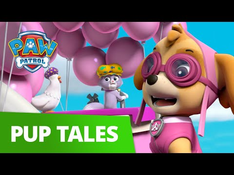 PAW Patrol | Pups Save Chickaletta and the Parade! | Rescue Episode | PAW Patrol Official & Friends