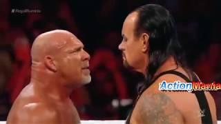 WWE Smackdown ortalık karıştı