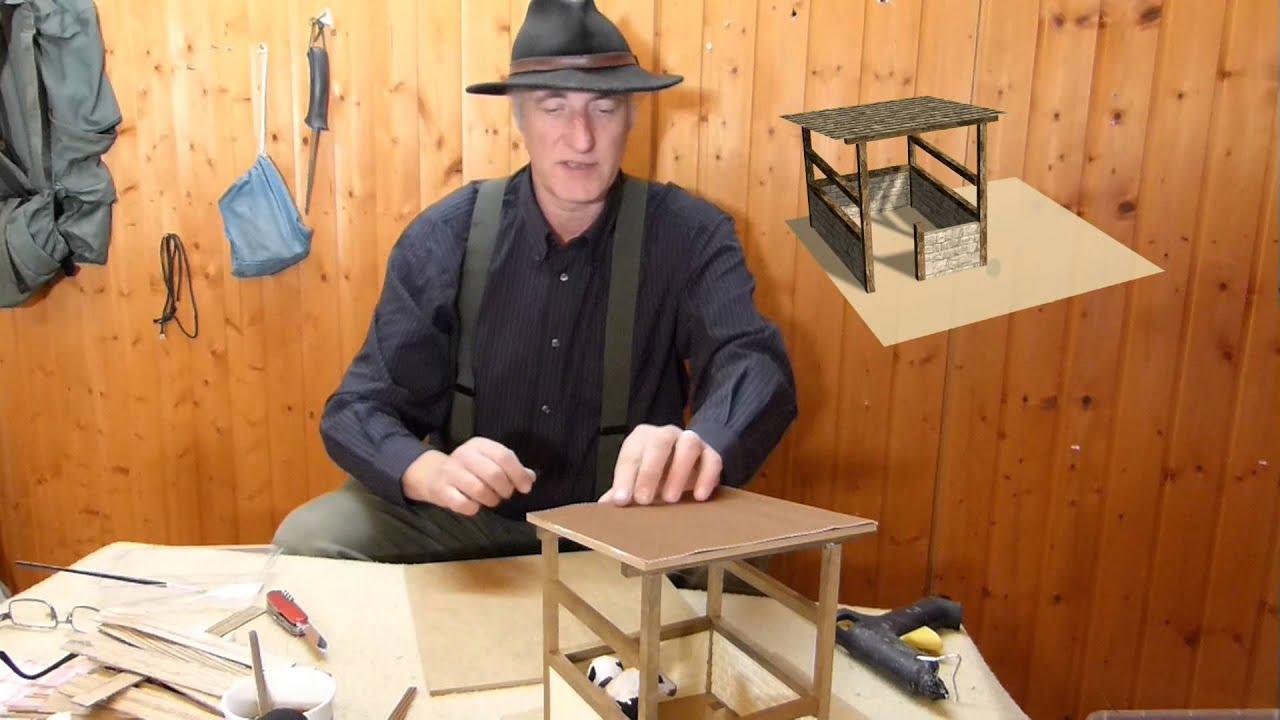 pferdestall bauen fuer schleich pferde bauanleitung