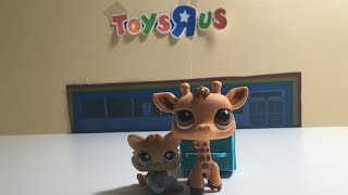 Lps: Geoffrey leaves Toys R Us ( sad short film )