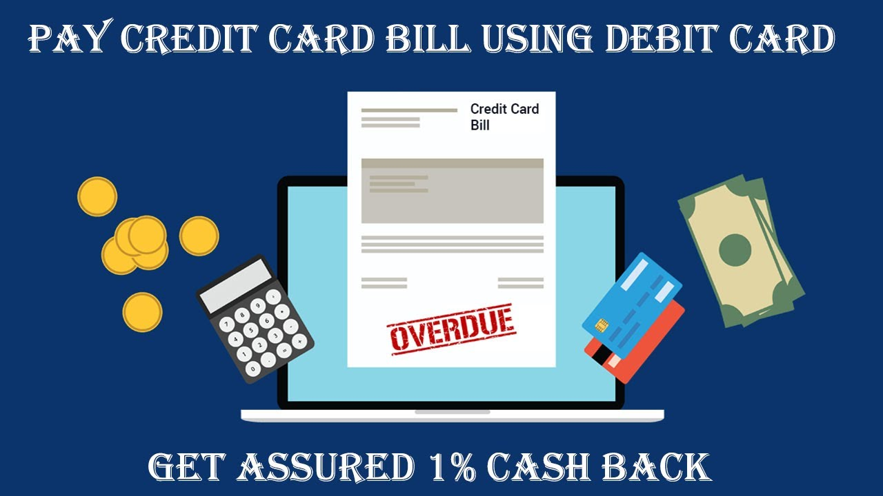 How to Pay Credit Card Bill through Debit Card | Credit Card Bill Payment - YouTube