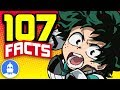 107 My Hero Academia Anime Facts YOU Should Know! - Anime Facts (107 Anime Facts S2 E1)