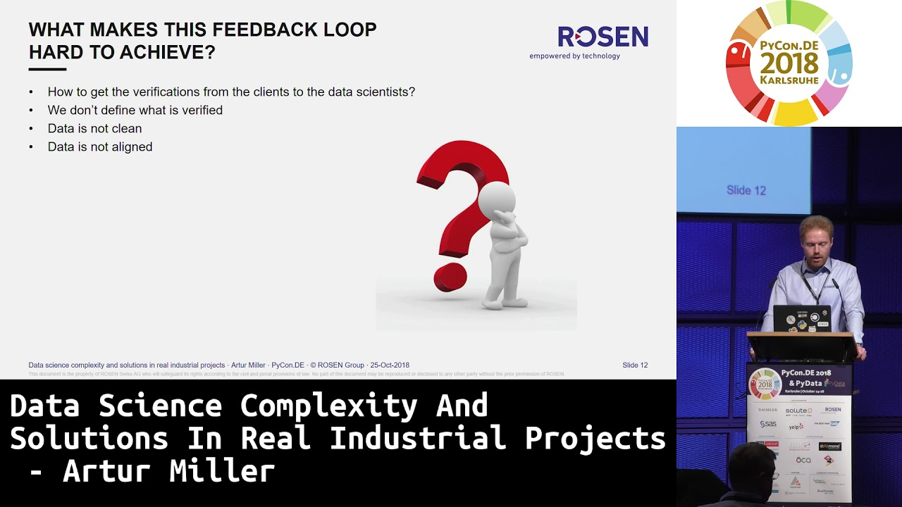 Image from Data science complexity and solutions in real industrial projects