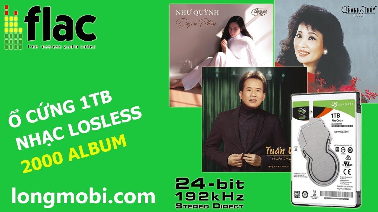 Khám phá Ổ cứng nhạc lossless 2000Album Chất lượng cao – longmobi