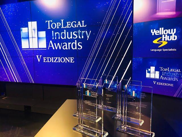 TopLegal Industry Awards 2020 Digital Edition - La serata