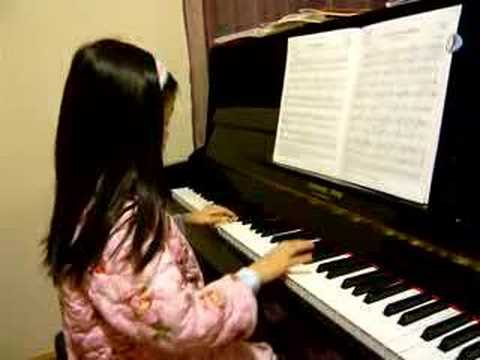 Grade 3 piano ABRSM Allegretto A3