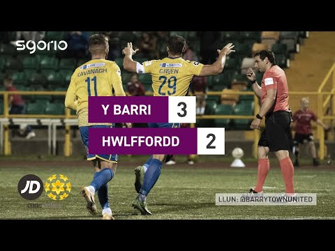 Barry Haverfordwest Goals And Highlights