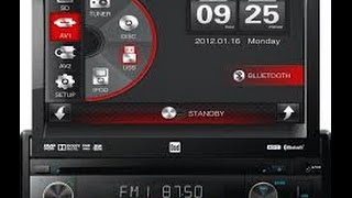 Dual XDVD1175BT In Dash Bluetooth DVD Receiver Review
