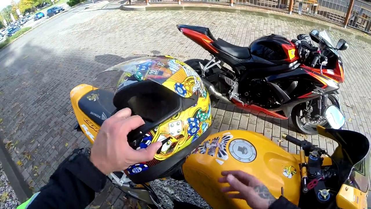 Как выбрать шлем для мотоцикла - YouTube