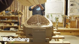 How Wooden Surfboards Are Made