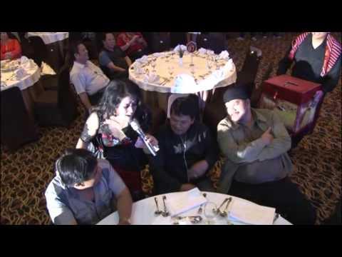 KARO CONCERT - Pergeluh Kaciwer  -Tio Fanta Br Pinem
