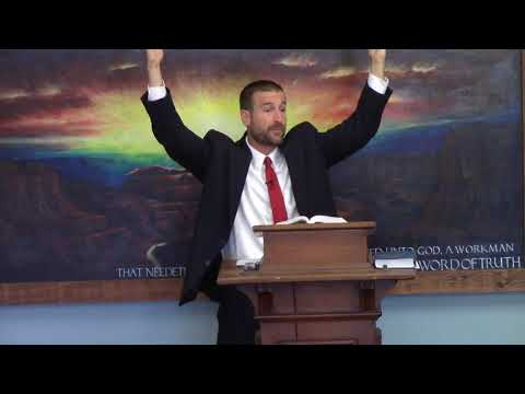 Bible Prophecy in Ezekiel (Gog and Magog) - Pastor Steven Anderson