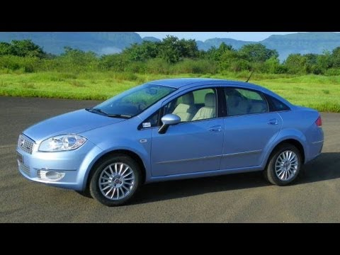 Fiat Linea Car Review