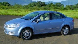 Fiat Linea Car Review