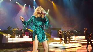 Celine Dion (mosh pit) - Love Can Move Mountains / River Deep Mountains High - Oct 4th 2016