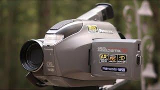 Panasonic Palmcorder PV-L550D / PV-L650D: Test Footage